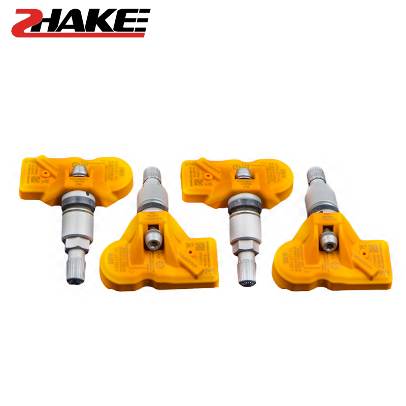 High quality  OEM 36106856227 6856227 04 6 856 227 04 TPMS Tire Pressure Sensor & Service Kit for 740Li 750i 135i Tire Pressure Monitor Systems     - title=