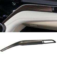 Интерьер автомобиля abs персиковая древесина для toyota camry