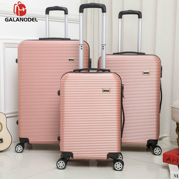 20/24/28 Inch Rolling Luggage Sipnner Wheels ABS+PC Women Travel Suitcase Men Fashion Cabin Carry-on Trolley Box Luggage
