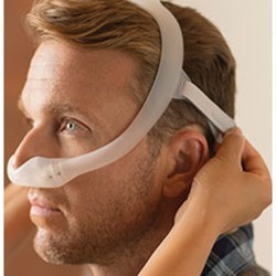 Dreamwear носовая маска под носом носовая маска против храпа удобная маска для сна дыхательный аппарат для апноэ во время сна 2020