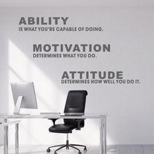 Бесплатная доставка офисные вдохновляющие цитаты мотивация и