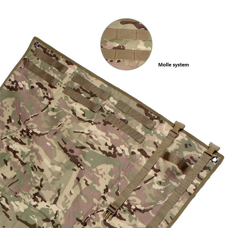 Image 5 - Outdoor Gathering Mat Shooting Pad Nonslip Roll Up Portable Shooting Mat for Outdoor Training Camping Airsoft Folding Mat GearHunting Gun Accessories   -