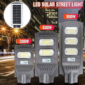 300w-600w-900w-led-solar-lamp-outdoor-lighting-wall-light-for-garden-yard-waterproof-ip65-6v-2835smd-radar-solar-street-light
