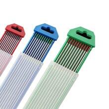Профессиональные вольфрамовые электроды сварочные 10 16 20 24