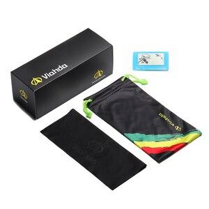 Image 5 - Viahda 2020 인기 브랜드 편광 선글라스 남성 스포츠 선글라스 여성용 여행 Gafas De Sol