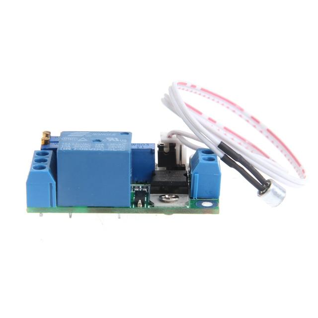 Купить управление светом звуком модуль реле датчик задержки регулируемый картинки цена