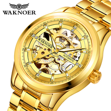 WAKNOER Men's Watches Automatic