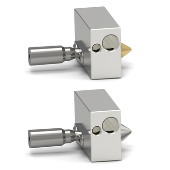 Drukarka 3D wytłaczarka gorący koniec zestaw do drukarek 3D Zortrax M200 z aluminiowym blokiem grzewczym akcesoria do drukarek 3d dysza 0 4Mm tanie i dobre opinie tmddotda CN (pochodzenie) Other