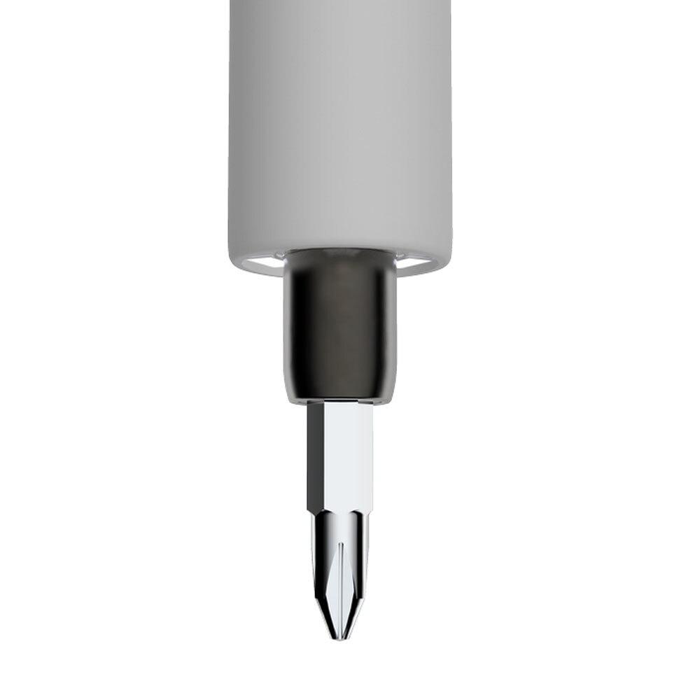 H6112a3aaa64c450ca44ebc2ba49236976 - 3V Electric Screwdriver Pen USB Screwdriver Drill Bit Cordless  Screwdriver Set 18 Drill Bits Laptop Cellphone Screwdrive Tool