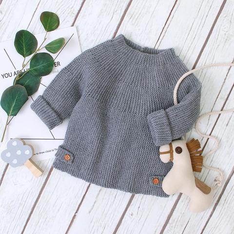 sueter infantil de malha puloveres malha