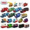 45 styl Thomas i przyjaciel Strackmaster 1:43 model pociągu samochodu dzieci zabawki dla dzieci Diecast Brinquedos edukacja prezent urodzinowy