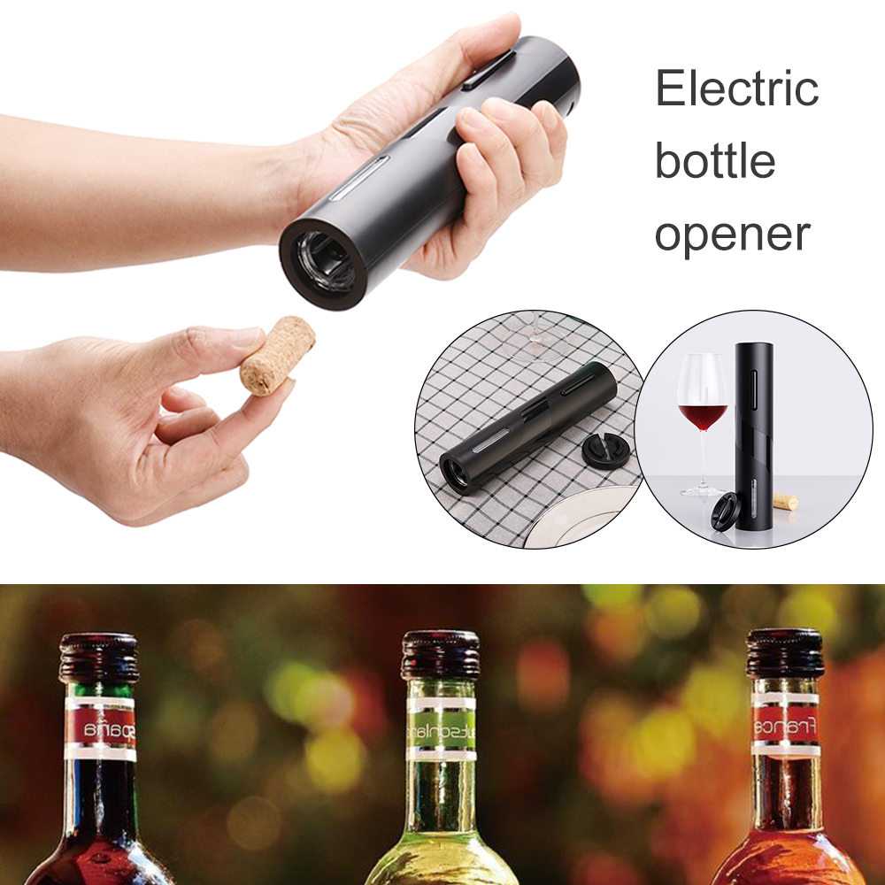 Rechargeable Automatic Bottle Opener 7