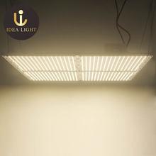 Лампа 480 Вт 550 светодиодная Квантовая плата 4x288 3000k 4000k