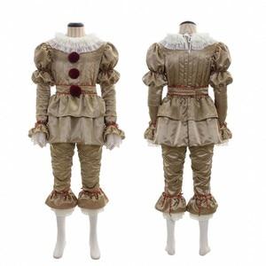 Image 3 - 2020 novo joker retorna para a alma cos penny sábio cosplay traje de halloween joker pennywise