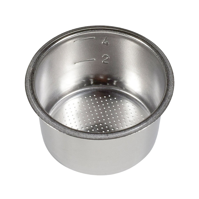 Coffee Filter Cup Non Pressurized Filter Basket For Breville Delonghi Filter Krups Coffee Tea Filter Kitchen Accessories