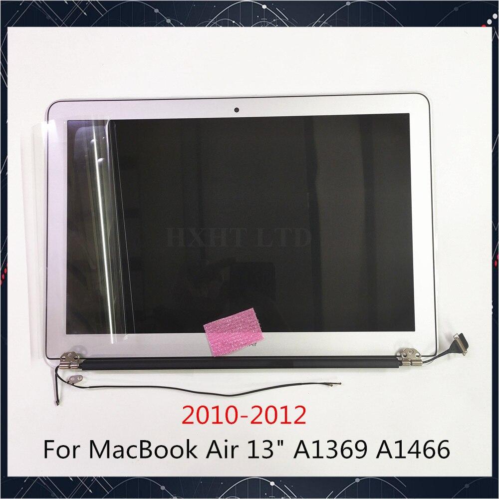 Новый A1466 A1369 ЖК-экран в сборе для MacBook Air 13