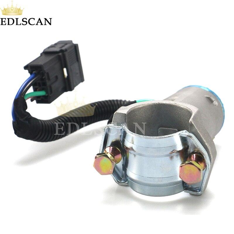 EDLSCAN Замок зажигания цилиндр 2996075 для ежедневного 2006-2012 переключатель зажигания 2996075