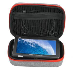 "Image 3 - 7 ""4 K monitorowanie Feelworld P7 ultra hd jasny 2200nit aparat ekran wideo HDMI 1920x1200 monitor dslr"