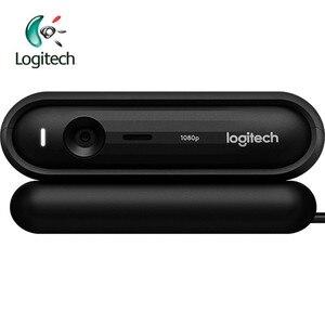 Logitech original c670i iptv webcam hd inteligente 1080p usb câmera de vídeo web para computador studing 60 graus lente grande angular
