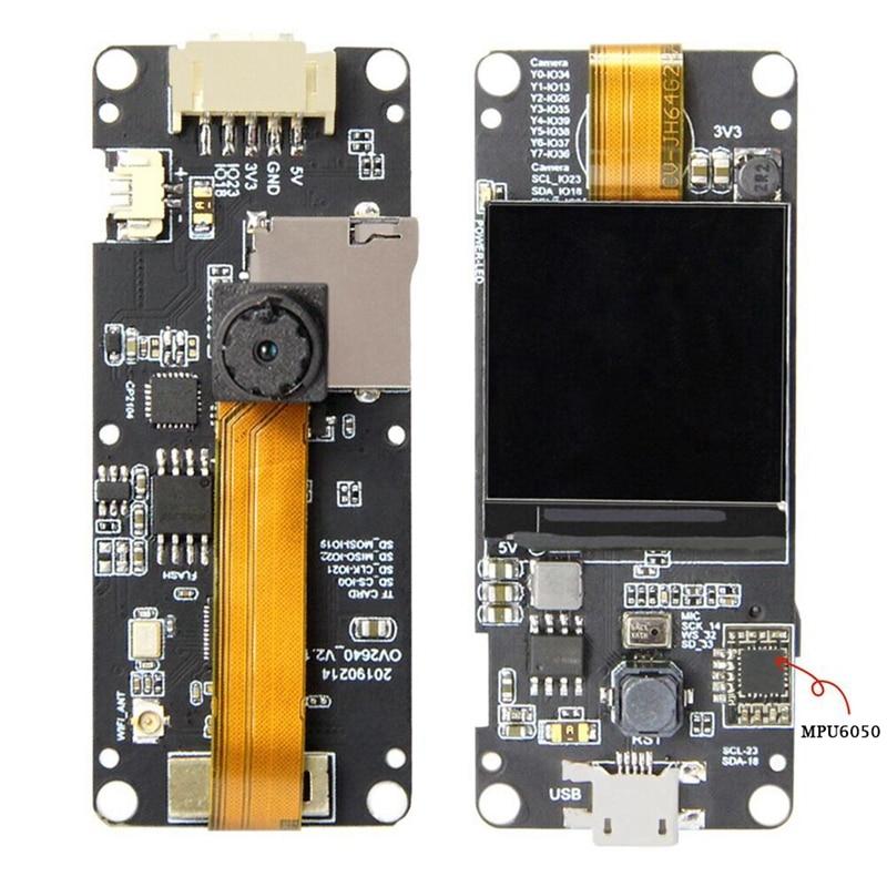 T Camera Plus Esp32 Dowdq6 8Mb Spram Camera Module Ov2640 1.3 Inch Display Rear Camera(Camera With Mpu6050)|Camera Modules| |  - title=
