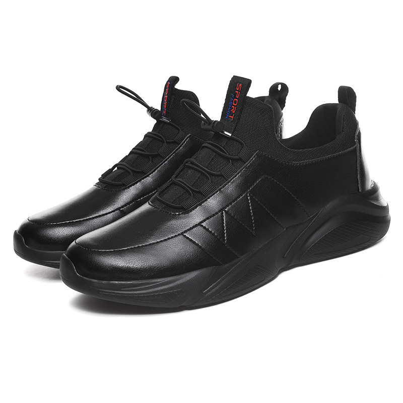 2019 chaussures pour hommes été respirant chaussure marche chaussures léger homme baskets course grande taille 48 mode couleur noire
