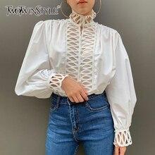 chemise à Deuxtwinstyle mode