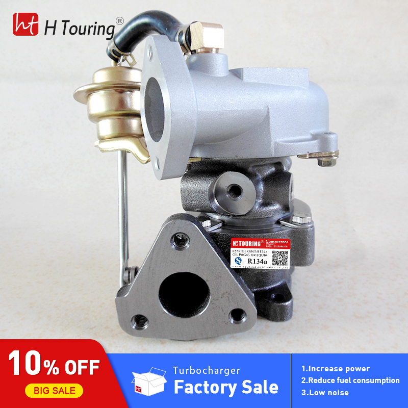 rhb31 vz21 turbo For <font><b>Suzuki</b></font> Alto Works Briggs Stratton Murray RHB31 Turbocharger motorcycle 13900-62D51 1390062D51 VE110069 image