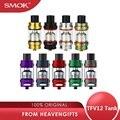 100% Original Smok Tfv12 Tipo Tanque A/tipo B Versão à Prova De Vazamento 6ml Sub Ohm Tanque Para Smok Gx350/g-priv Vs Tfv12 Príncipe Atomizador