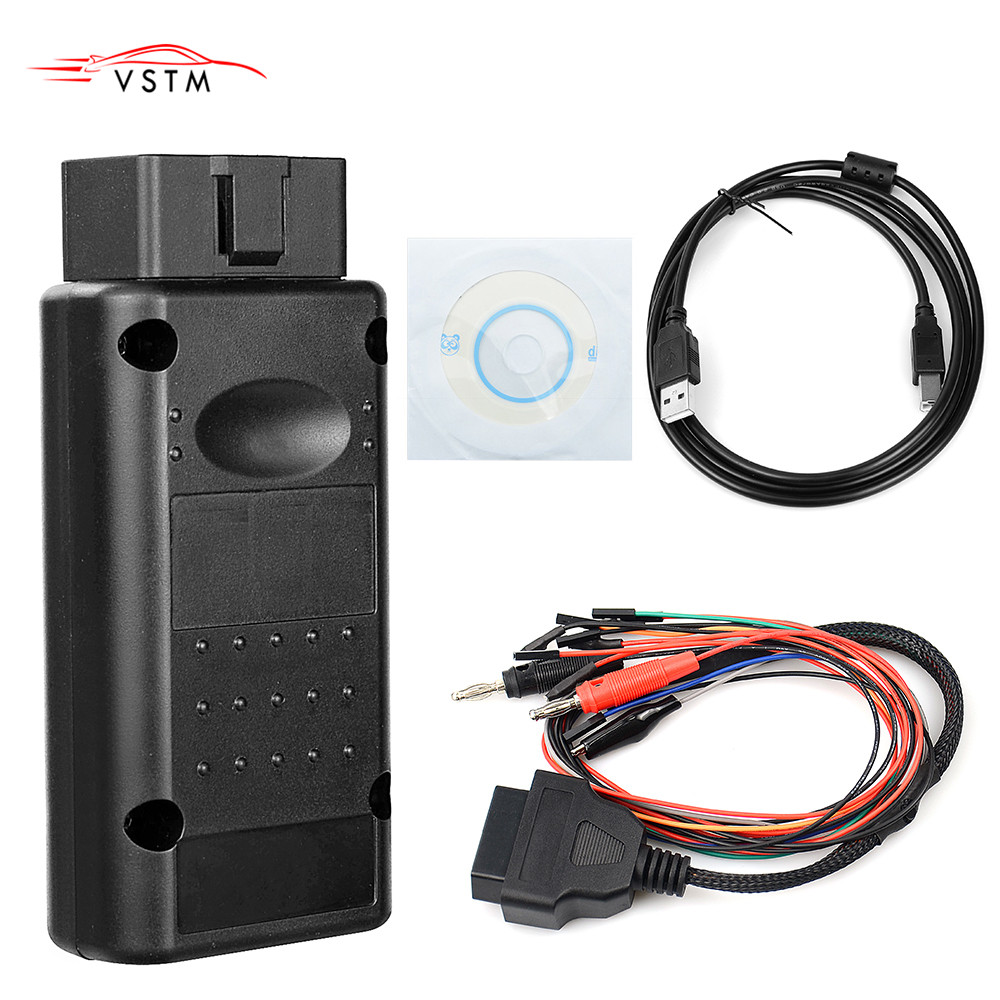 Best Quality MPPS V18.12.3.8MAIN + TRICORE + MULTIBOOT With Breakout Tricore Cable Car Tool With Free Shipping