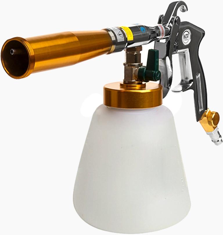 Tornado Car High Pressure Washer Automobiles Water Gun Car Dry Cleaning Gun Deep Clean Washing Tornado Cleaning Tool