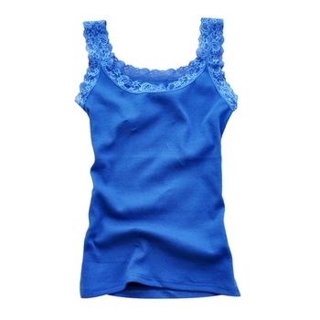 Women Sexy Tank Tops Multicolors Sleeveless Bodycon Temperament T-shirt Vest Summer Fashion Lace Camisole Top 6
