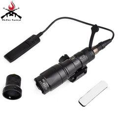 Airsoft Tactical Surefir M300 M300A M300B Mini Scout Light 250lumen Outdoor Hunting Rifle LED Flash Light Wapen Zaklamp