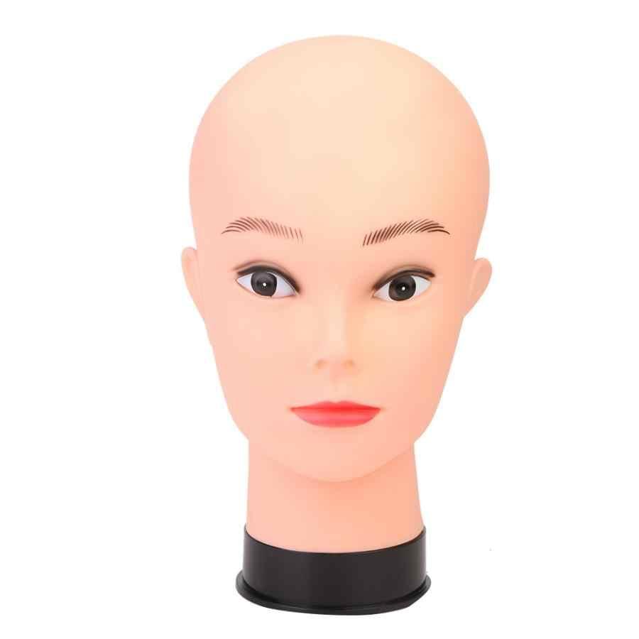 Manekin szef profesjonalny męskiej urody głowy kapelusz wyświetlacz szkolenie praktyka Model głowy włosy Salon szkolenia kosmetologii narzędzia