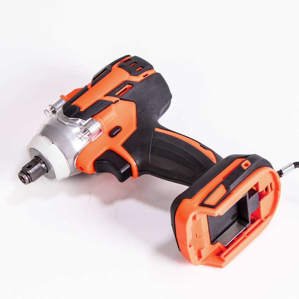 Socket Brushless 18V-68V 2 Battery DTW285Z Rechargeable For 1 Cordless Battery Electric Wrench Wrench Impact Makita Without 18V