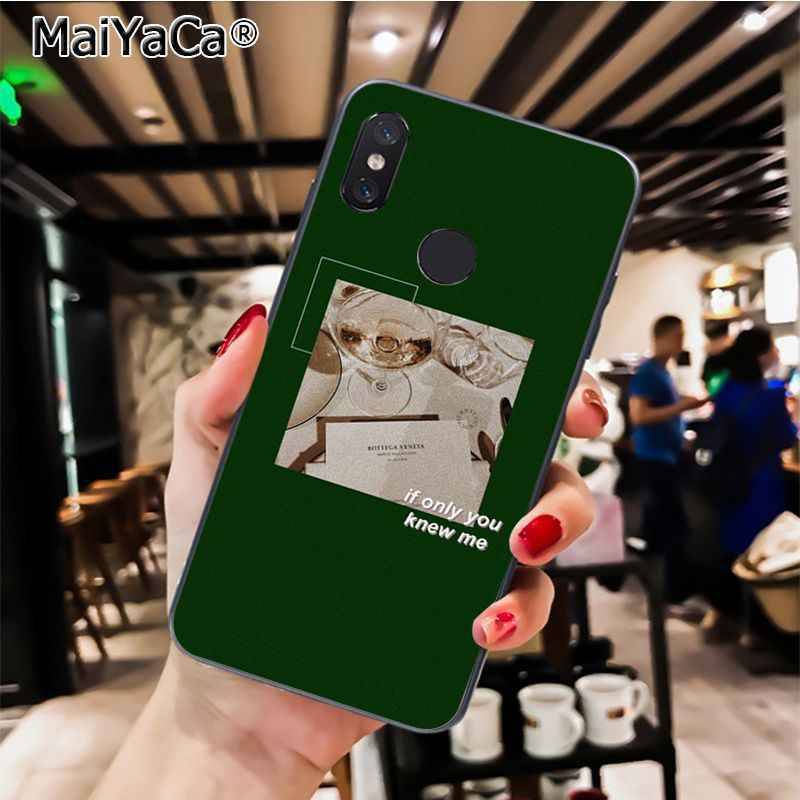 MaiYaCa отличное искусство эстетическое Ван Гог Мона Лиза Давид фонеказа для Xiao mi Redm4X 6A Red mi Go Red mi 5 5Plus Note4 5 7 mi A1 A2Lite