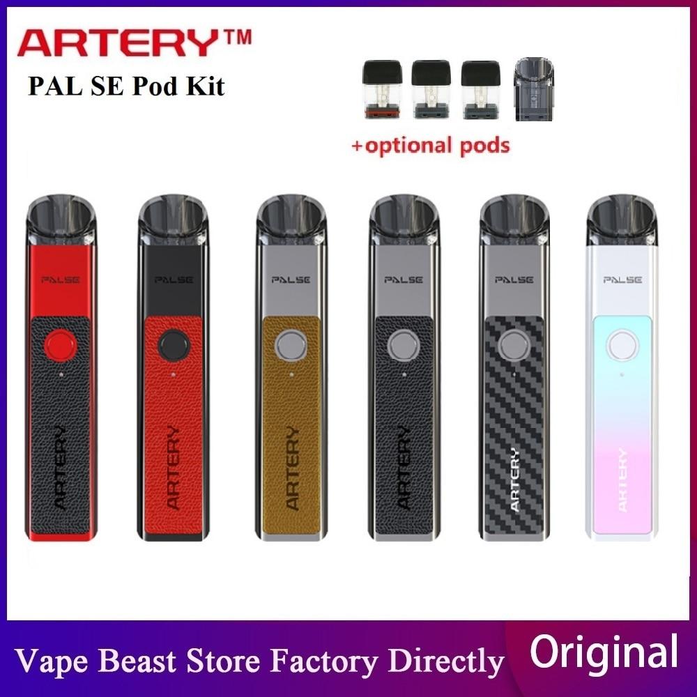 NEW Original Artery PAL SE Pod Kit With 700mAh Battery & 2ml Capacity E-cigarette Pod System Vape Kit Vs Vinci Mod / Pal 2 Pro
