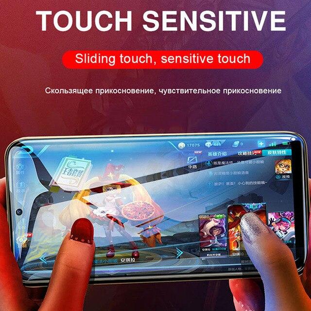 2Pcs Cover Soft Hydrogel Film For Xiaomi Mi 11 Mi 10 Mi 9 9T Pro Mi 8 A3 Screen Protector For Redmi Note 10 9 8 7 K20 K30 Pro 9S 6