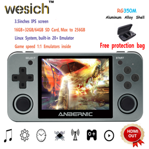 WESICH Retro game RG350M Video