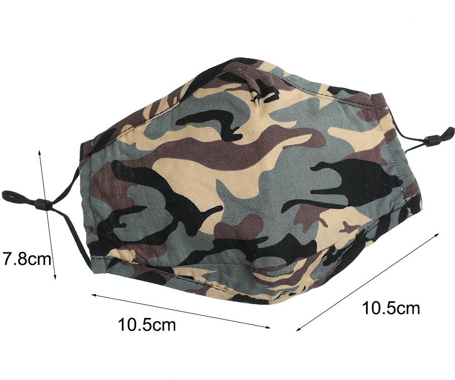 Cotton Camouflage Protective Wear 7