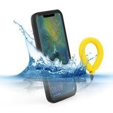 Mate30 5G Mate20 Pro IP68 Waterproof Case Funda Huawei Mate 20 Pro Case 360 Protect Shell Mate 30 Pro Case Water Proof Cover