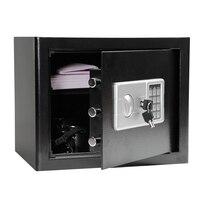 cofre Digital Password Safe Box 370*310*300mm 9.5kg Casa Cofres De Aço Banco do Dinheiro de Caixa de Segurança manter o Dinheiro da Jóia Ou Documento