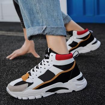 Nuove scarpe da corsa professionali per uomo 2020, scarpe sportive con ammortizzazione della lama ammortizzante, scarpe da corsa veloci da atletica, scarpe da ginnastica - New Professional Running Shoes for Men 2020 , Damping Blade Cushioning Sport Shoes 1