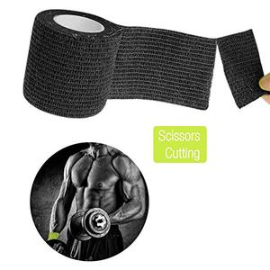 Image 4 - 12PcsแบบTATTOO Grip Self Adhesiveผ้าพันแผลHandle Grip TubeสำหรับTATTOO Machine Gripอุปกรณ์เสริม
