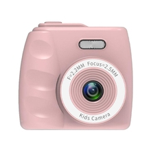 900W Pixel Children's Mini Digital Camera Retro MP3 Game Camera Small SLR Camera Flash Outdoor Shockproof Photo Sticker