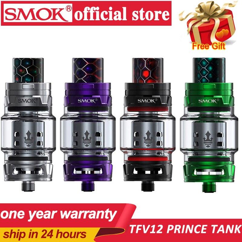 Original tfv16 9ml tfv12 príncipe atomizador com capacidade 8ml cigarro eletrônico tfv12 príncipe tanque vs tanque smok tfv12 atomizador