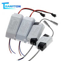 LED Power Supply 1W-36W 300mA Driver Adapter AC85-265V Lighting Transformer For LED Panel Light Downlight