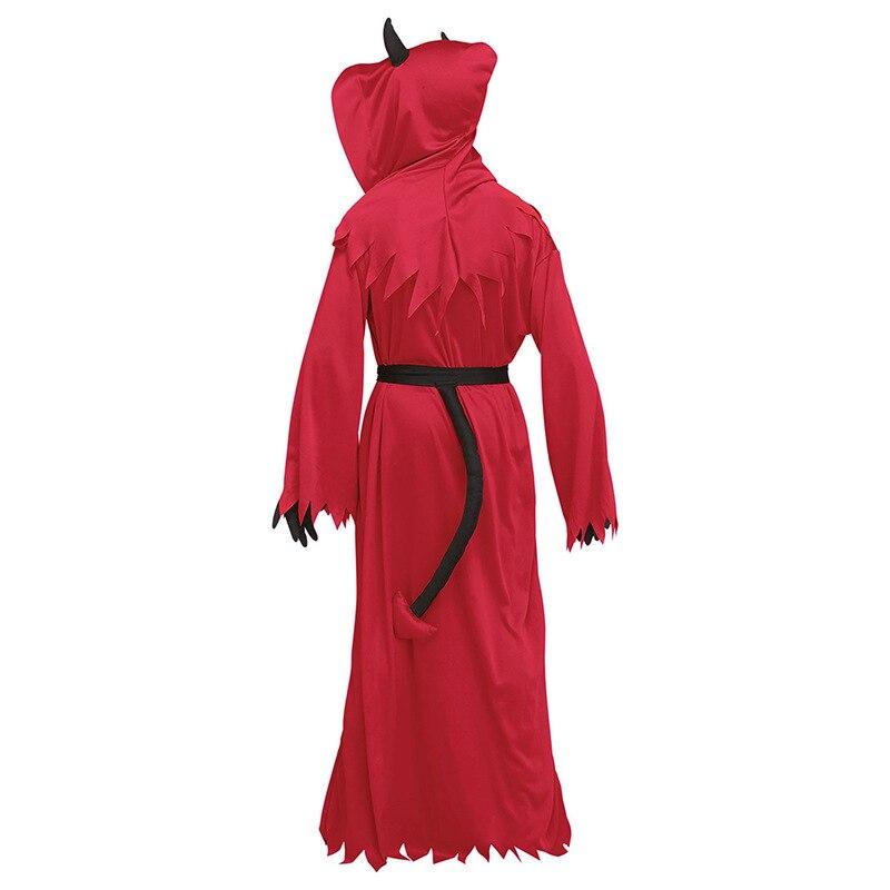 I Ragazzi Dissolvenza in Fuori Devil Costume di Halloween Per Bambini Party Dress-up