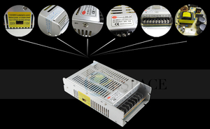 Image 4 - Best quality 24V 10A 240W Switching Power Supply Driver for LED Strip AC 100 240V Input to DC 24V free shipping