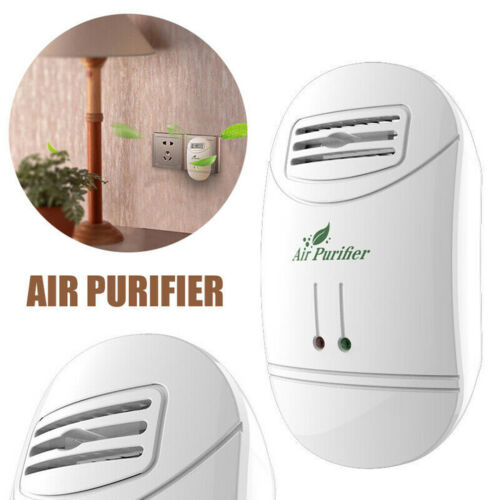 Home Room Mini Office Home Room Fresh Air Ionic Purifier Ionizer Oxygen Bar Ozone Cleaner Ozone Generator Water Food Sterilizer