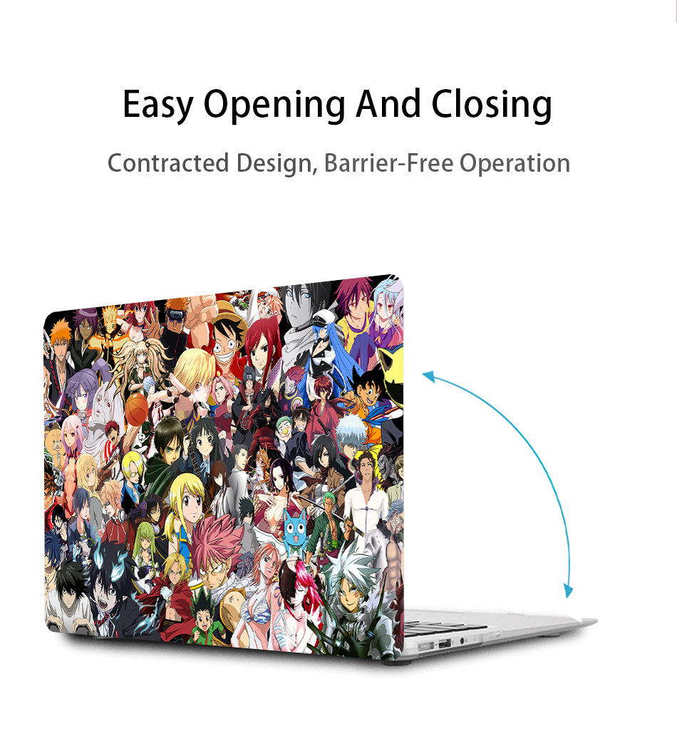 Anime Retina Case for MacBook 29